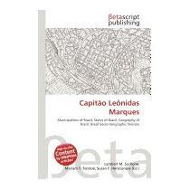Capit O Le Nidas Marques, Lambert M Surhone