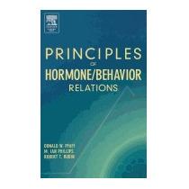 Principles Of Hormone/behavior Relations, Donald W Pfaff