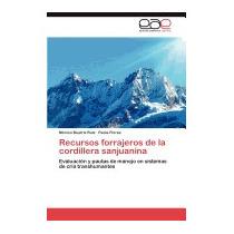 Recursos Forrajeros De La Cordillera, M Nica Beatriz Ruiz