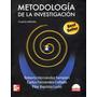 Metodologia De La Investigacion Pdf