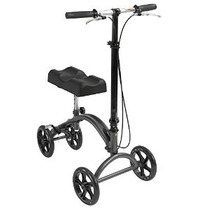 Drive Medical Dv8 Aluminio Rodilla Orientable Walker Muleta