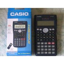 Calculadora Científica Casio Modelo Fx-82ms 240 Funciones