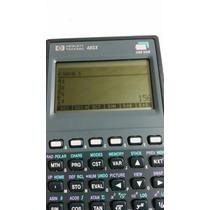 Calculadora Cientifica Hp 48gx Perfecto Estado