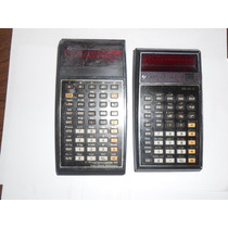 Calculadora Antigua De Led Texas Instruments