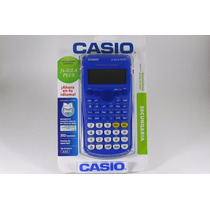 Calculadora Cientifica Casio Fx-82la Plus-bu