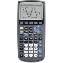 Calculadora Gráfica Texas Instruments Ti83 Plus