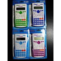 Calculadora Cientifica Con Bateria Incluida.vendemos Mayoreo
