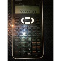 Sharp Calculadora Cientifica Advanced D.a.l. Mod El-531x