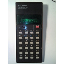 Sharp Calculadora Cientifica Antigua