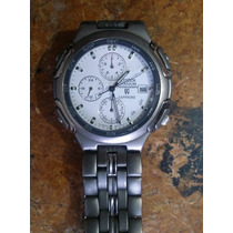 Reloj Citizen Titanium Chronograph Sapphire Alarm