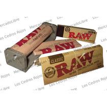 Roladora Raw + Repuesto + Papel Liar + Separadores. Zig Zag