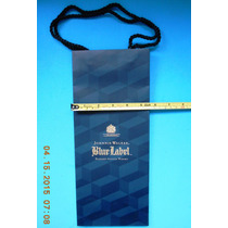 Bolsa De Asa P/ Botella Johnnie Walker Blue Label Buena