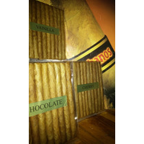 Cigarritos Sabores Variados 5 Paqueticos De 10 C/u