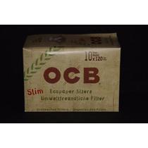 Filtros Ocb Slim Bio Caja Con 10 Bolsas De 120 C/u