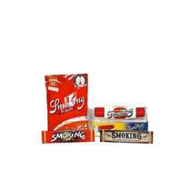 Smoking King Size, Roladora, Papel, Filtro Y Envio Gratis