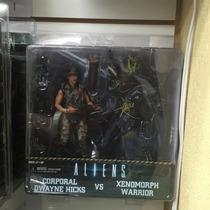 Neca Aliens Hicks Vs Xenomorph