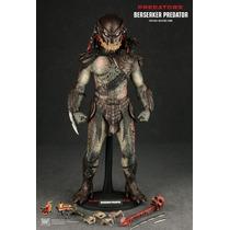 Hot Toys Berserker Predator, Nuevecito Y En Mano