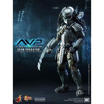 Scar Predator Hot Toys