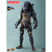 Hot Toys Classic Jungle Predator Original Primera Edicion.