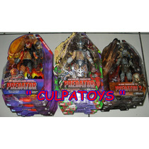 --- Predators Serie 12 Neca Enforcer Elder Viper Ultimate --