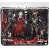 Berserker Predator City Hunter Depredador Doble Pack