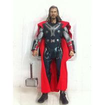 No Hot Toys Estatu Thor 1/6 Nuevo Crazy Toys Plastico Solido