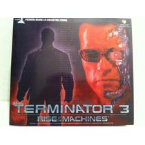 No Hot Toys Terminator T3 T-850 1/6 Termineitor Arnol