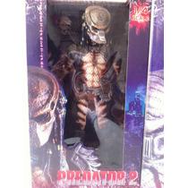 City Hunter Depredador 2 No Hot Toys Neca1/4 =46cm
