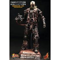 Hot Toys Terminator Edicio Especi Salvation T600 1/6 Nuevo