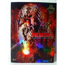 Predator 2 Shadow Hot Toys Nuvo Depredador