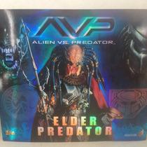 Elder Predator Hot Toys 1/6 En Caja Avp