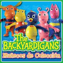 Pablo, Tyron Tasha:backyardigans En Figuras De Coleccion