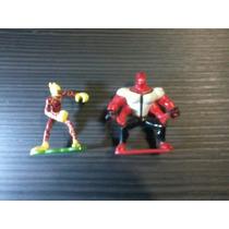 Ben 10 Mini Figuras De Coleccion