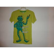 Camiseta Niño Disney Rana Rene Talla:14 Mod:996