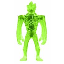 Juguete Ben 10 Alien Bandai Verde