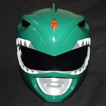1: 1 De Halloween Costume Mighty Morphin Power Ranger Casco
