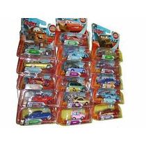 Pelicula Disney Cars Look My Eyes Change Serie 5