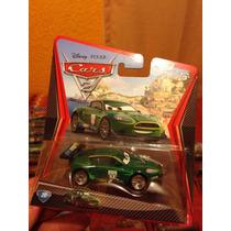 Disney Pixar Cars Nigel Gearsley