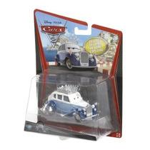 Juguete Carro De Colección Cars-2 Azul
