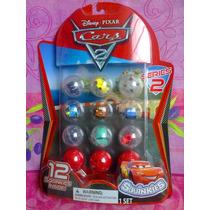 Cars Squinkies Figuras Miniatura Serie 2