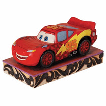 Disney Traditions Pixar Cars Lightning Mcqueen (ka-chow)
