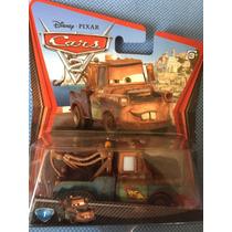 Cars 2 Carrito Metal Colección Escala 1:55 Matter #1 Disney