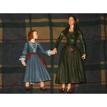 Cronicas De Narnia Lucy Y Susan Disney Señor De Los Anillos