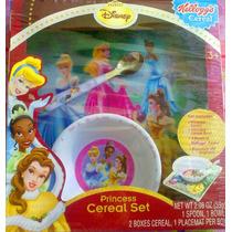 Disney Princesas Set De Cosina Para Tu Hija De Kelloggs