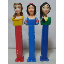 Dispensador Pez Disney Princesas Mulan Blancanieves Drecuerd