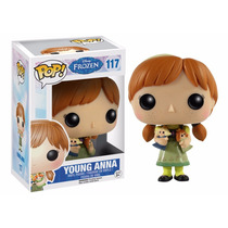 Young Anna Película Frozen Disney Funko Pop Precio Mayoreo