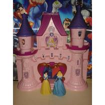 Princesas Y Castillo De Disney
