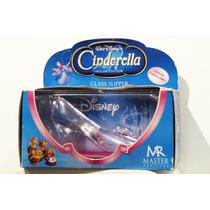 Zapatilla De Cenicienta (replica Oficial) Disney Nueva
