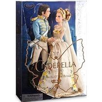 Disney Princess Cinderella Cine Colección De Cenicienta Y El