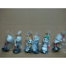 Disney The Nightmare Before Chistmas 6 Figuras 7 Cm